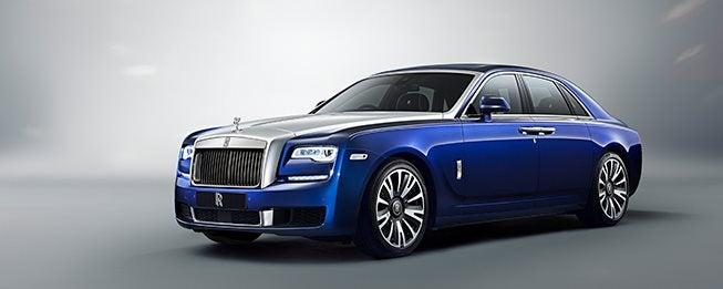 2019 Rolls-Royce Ghost   Houston TX