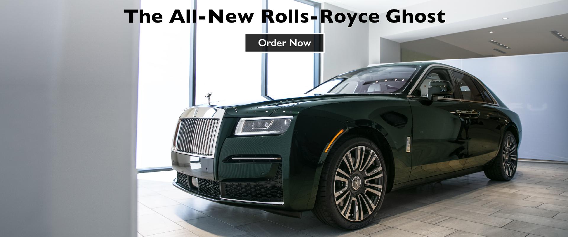 New Pre Owned Rolls Royce Dealer Houston Tx
